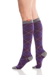 Vim&Vigr Women's Compression Socks - Cotton