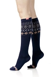 Vim&Vigr Women's Compression Socks - Wool