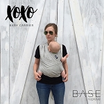 XOXO Buckle Wrap Baby Carrier - Repreve Fabric
