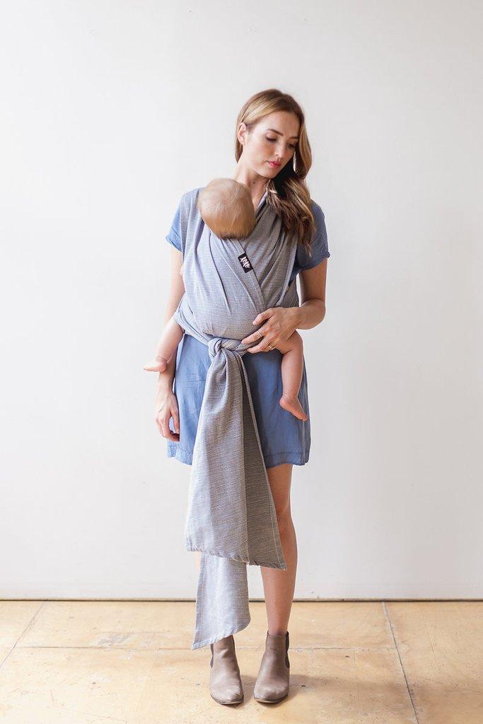 1e7e557e79c XOXO Buckle Wrap Baby Carrier - Repreve Fabric