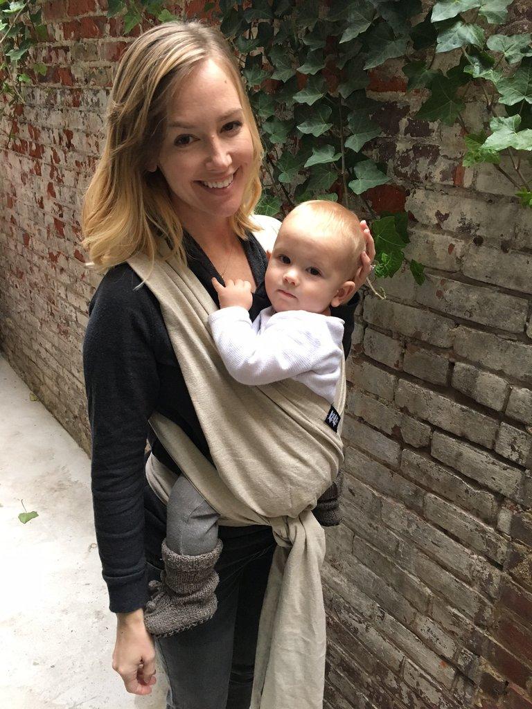 Xoxo Buckle Wrap Baby Carrier