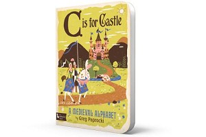 BabyLit ~  C is for Castle