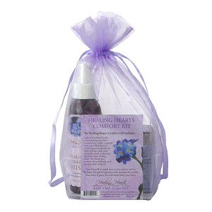 Earth Mama Angel Baby Healing Comfort Kit for Pregnancy Loss