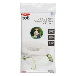 OxoTot 2-in-1 Go Potty Refill Bags