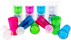 Reflo Smart Cup - Sippy Cup Alternative