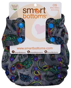 #hbcexclusive - Smart Bottoms - True Colors - Smart One 3.1- AS IS - FINAL SALE