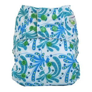 Sweet Pea Diapers Bamboo All-In-One