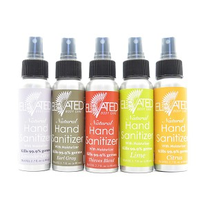 Elevated Natural Hand Sanitizer with Moisturizer