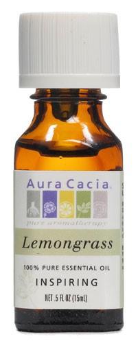 Aura Cacia Essential Oil - Lemongrass