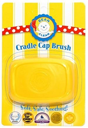 Bean B Clean Cradle Cap Brush Free Shipping Over 35