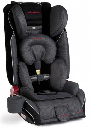 Diono RadianRXT Convertible & Booster Car Seat - Shadow