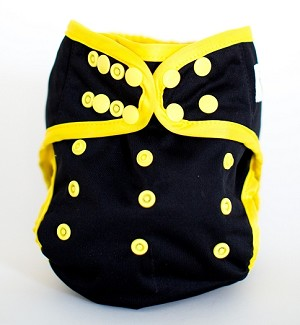#hbcexclusive - Sweet Pea Diapers - Bums of Steel