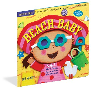 Indestructibles Baby Books: Beach Baby