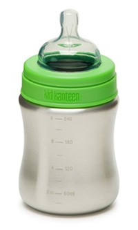 Klean Kanteen - Stainless Steel Baby Bottle