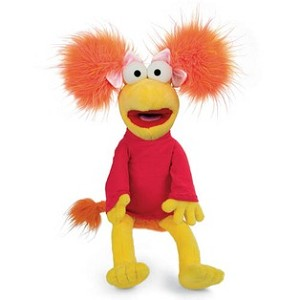 Fraggle Rock ~ Red