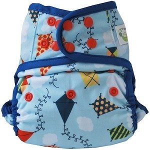 Sweet Pea Diapers One-Size Cover