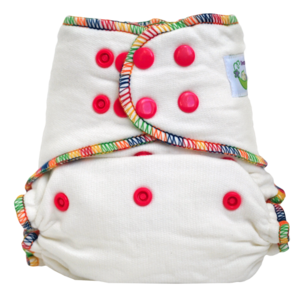 Sweet Pea Diapers One-Size Bamboo Fitted