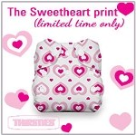 Thirsties Limited Edition Sweetheart Print - All Products
