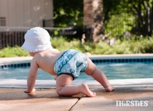 Thirsties Swim Diaper