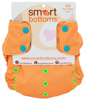 Smart Bottoms - Too Smart One-Size Diaper Cover