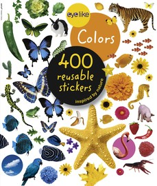 EyeLike Stickers - Colors