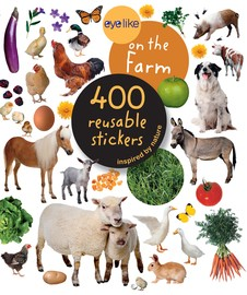 EyeLike Stickers - On The Farm