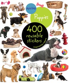 EyeLike Stickers - Puppies