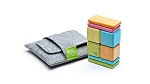 Tegu 8-piece Pocket Blocks - Tints