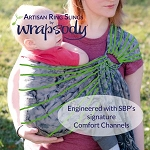 Wrapsody Artisan Lightweight Ring Sling