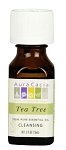 Aura Cacia Essential Oil - Tea Tree