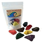 Eco-Kids Sea Rocks Crayons