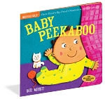 Indestructibles Baby Books:  Baby Peekaboo