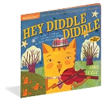 Indestructibles Baby Books:  Hey Diddle Diddle