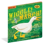 Indestructibles Baby Books: Wiggle! March!