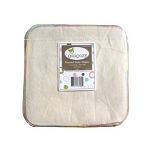 OsoCozy Flannel Wipes (Natural)