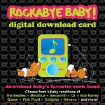 Lullaby Renditions: Digital Download Card Gift Package