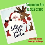 Selfies With Santa -- Registration Required!