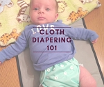 Cloth Diapering 101 - March 14th, 2020 at 2pm