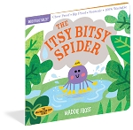 Indestructibles Baby Books: The Itsy Bitsy Spider