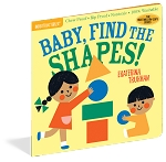 Indestructibles Baby Books: Baby, Find the Shapes!