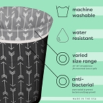 Planet Wise Reusable Trash Bags