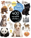 EyeLike Stickers - Baby Animals