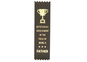 Adulting FTW - Father Award Ribbon