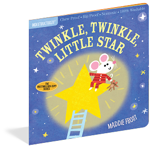 Indestructibles Baby Books: Twinkle Twinkle Little Star