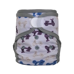 Sweet Pea Diapers Newborn Cover