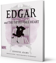 BabyLit ~ Edgar and the Tattle-Tale Heart