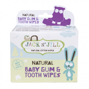 Jack N' Jill - Tooth Wipes