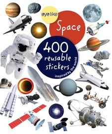 EyeLike Stickers - Space
